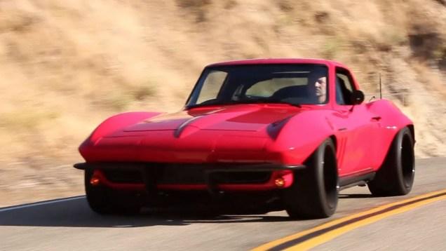 The Original Sting Ray – 1965 Corvette