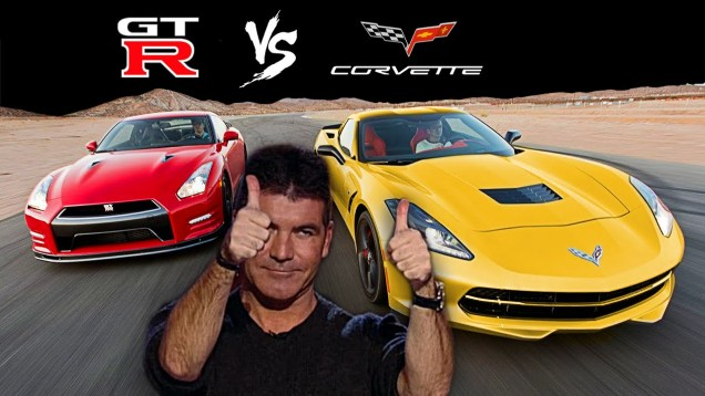 The Ultimate Battle: Nissan GT-R vs Chevrolet Corvette