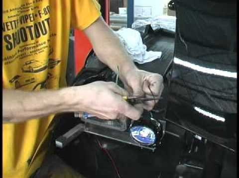 Tutorial How to Install Non Pop-up lights C5 Corvette