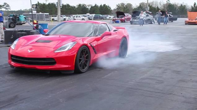 Vengeance Racing C7 Corvette – 10.20 at 144 MPH