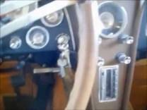1963 Corvette clutch replacement, part 5 of 5, downjack, exhaust repair, test drive