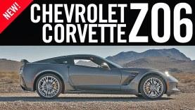 2015 Chevrolet Corvette Z06 First Drive