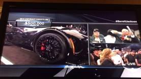 2015 Corvette Z06 Convertible VIN #00001 at Barrett Jackson