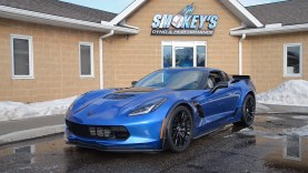 2015 Chevrolet Corvette Z06 (Z07 Package) at Smokey's Dyno & Performance