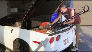 Cammed e85 Corvette ZR1 Shows Why Corvettes Are the BOSS   VetteTube