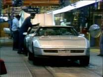 MotorWeek   Retro Review: 1984 Corvette Special Episode