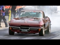 1965 Stingray Corvette from FINLAND – Drag Week 2015!