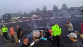 2016 Corvette Z06 Crash in Wisconsin