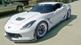 C7 Corvette Z06 1/2 Mile Speed RECORD!