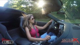 THE LIFE OF A CORVETTE CHICK!