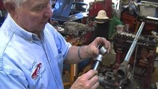 PART 6, STEERING GEARBOX REBUILD, CORVETTE 1953-1962
