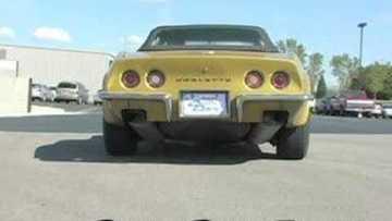 C3 68-82 Corvette Exhaust