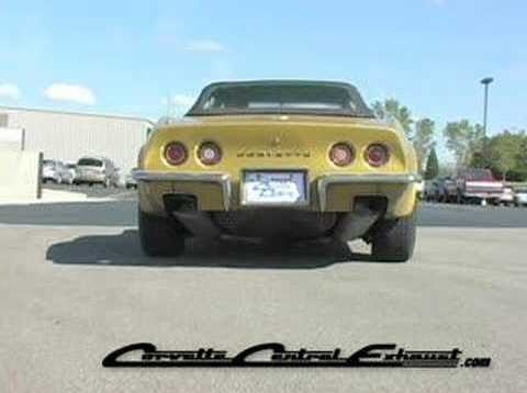 C3 68-82 Corvette Exhaust