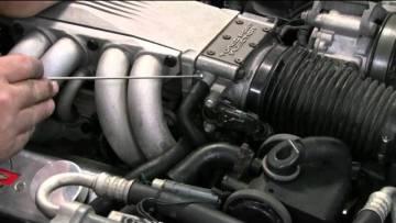 C4 Corvette Cutaway Breather Tube