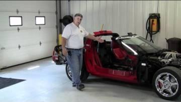 Why Cut Up a C4 Corvette? (Passenger Side)