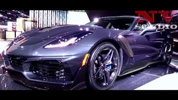 NEW 2019 – Chevrolet Corvette ZR1 6.2L V8 775 horsepower – Exterior and Interior Full HD 1080p