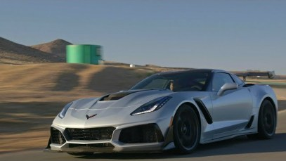 Motor Trend's Hot Lap | 2019 Chevy Corvette ZR1
