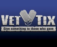VetTix Website Ad