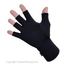 Infrared Arthritis Gloves Half Finger, Hand Neuropathy
