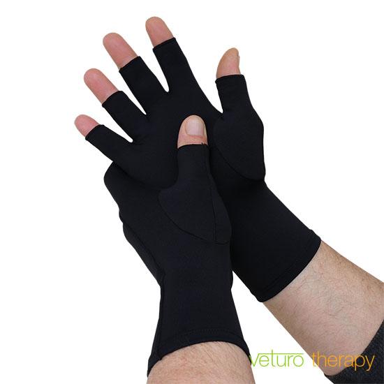 Infrared Arthritis Gloves Fingerless Half Finger