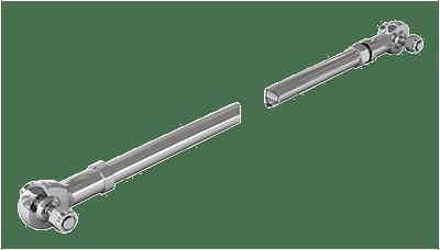 Vetus-Shop.Com : Vetus Tie bar for outboard engines (Vetus