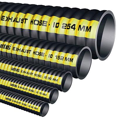 vetus marine exhaust hose id 102mm 4