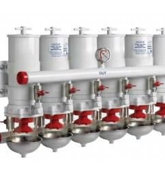 diesel fuel filter water separator 2 6 in line [ 1024 x 768 Pixel ]