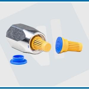 Automatische doorstromer 750 ml/min groba