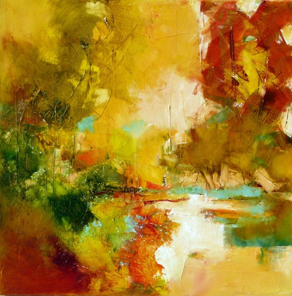 Amazing Abstract Art Paintings Gerard Mursic Vexels