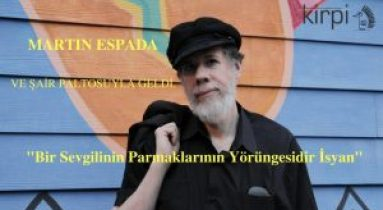 Şair Martin Espada, Şairin Paltosu