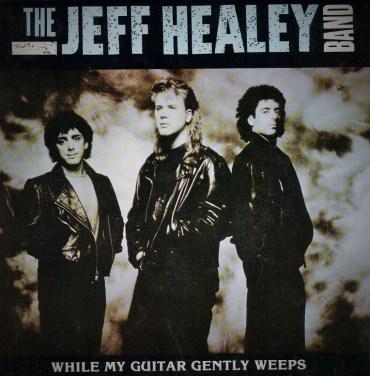 Jeff Healey Guitar Weep
