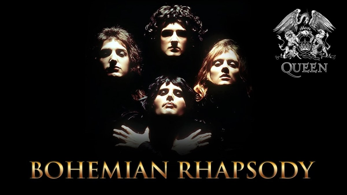 Queen - Bohemian Rhapsody / A Night at the Opera