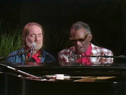 Willie Nelson - Seven Spanish Angels w/Ray Charles