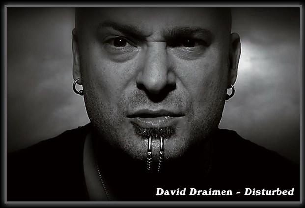 Disturbed David Draimen
