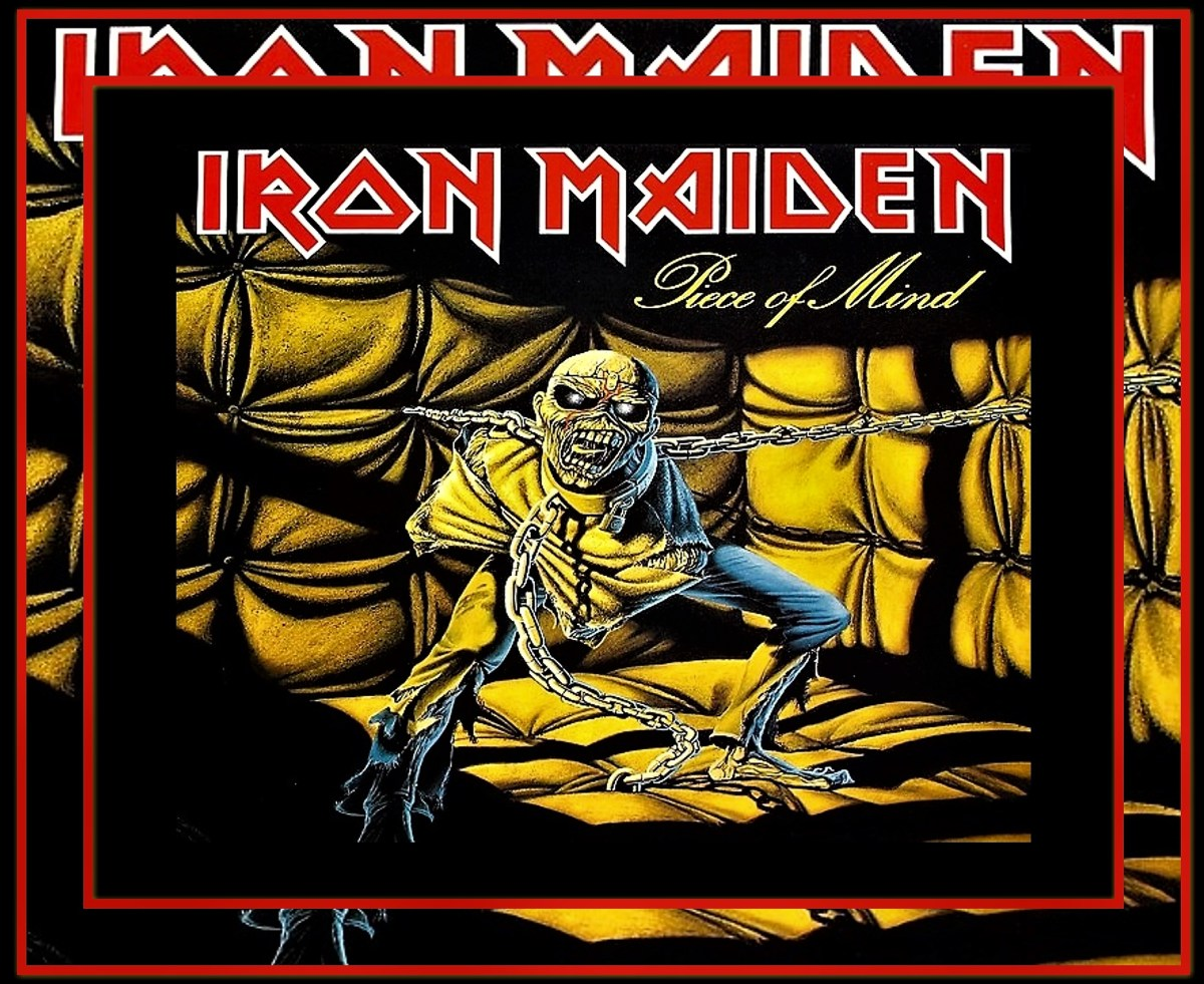 Iron Maiden ~ Still Life (Music Video)