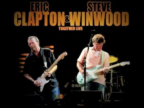 Eric Clapton &  Steve Winwood - Can't Find My Way Home