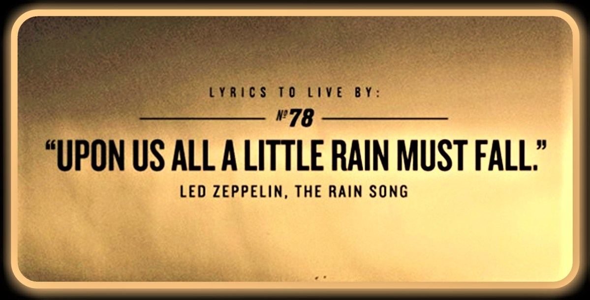 The Rain Song - Jimmy Page & Robert Plant (Led Zeppelin)