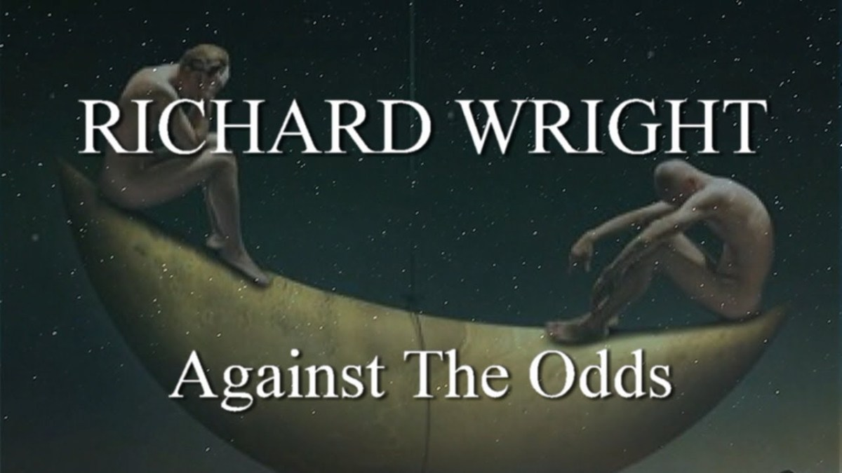 Richard Wright - Against the Odds