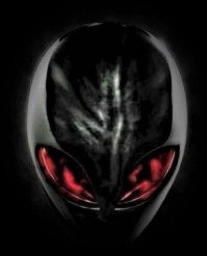 red eyed alien