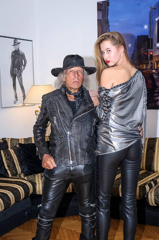 James Goldstein Fashion Event in Milano  V Fashion World