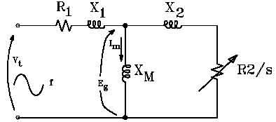 VFD current: input side vs. output side