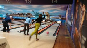 Adventsbowling @ Riverside Bowling | Tübingen | Baden-Württemberg | Deutschland