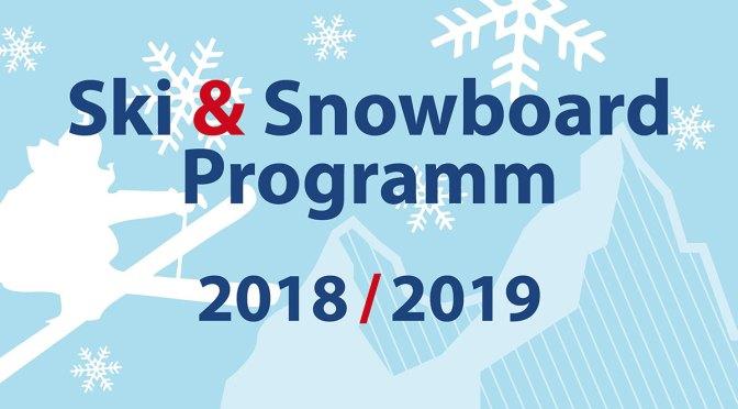 Programm 2018/2019