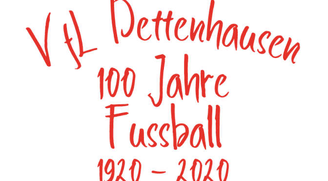 Termine 100 Jahre Fussball