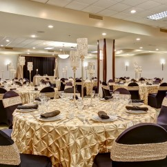 Chair Cover Rentals Windsor Ontario Seat Covers Target Meetings Events Holiday Inn Suites Ambassador Ballroom