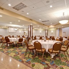 Chair Cover Rentals Windsor Ontario Hon Office Controls Meetings Events Holiday Inn Suites Ambassador Ballroom Corp
