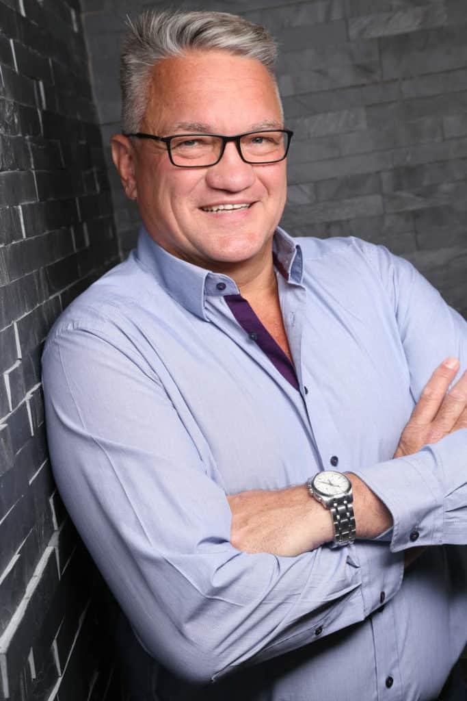 Frank Rösner ist 1. Vorsitzender des VFMP