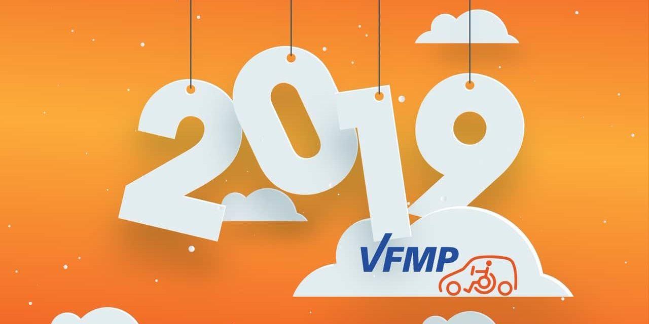 Neujahrsgrüße VFMP