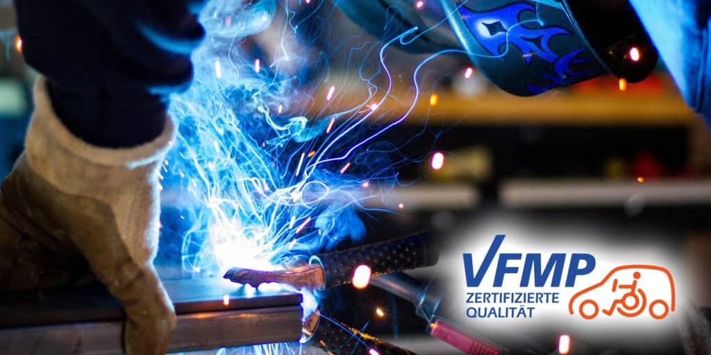 VFMP zertifizierte Qualität