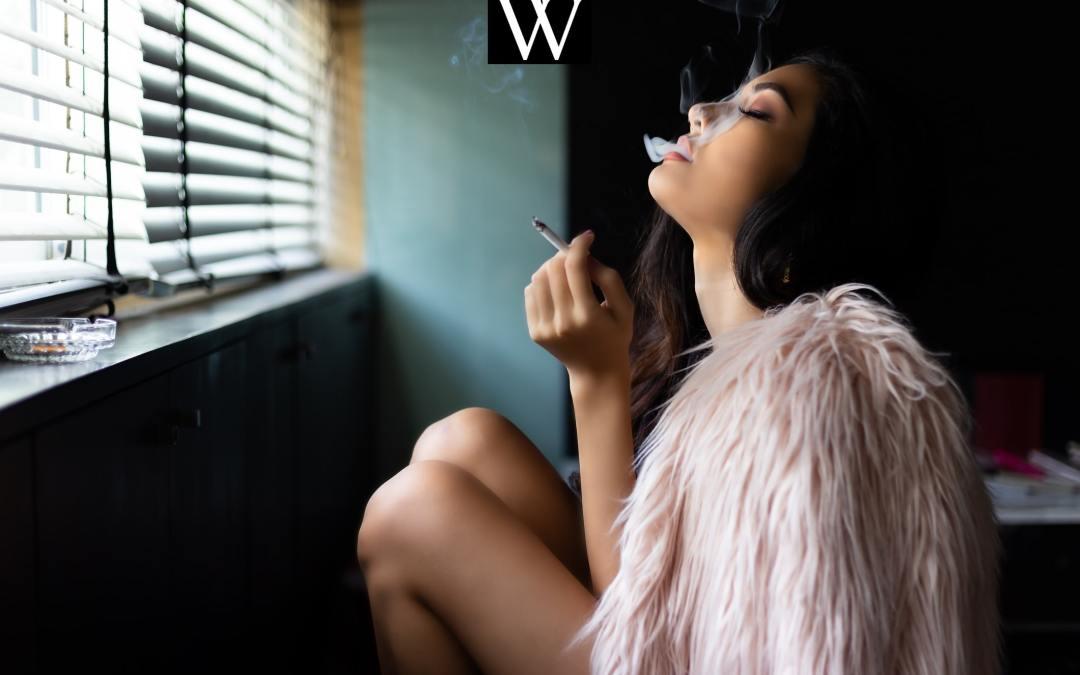 smoking and sex